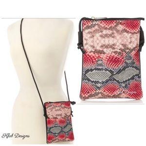 ❤️LAST! Boho Snake Print Crossbody Bag!